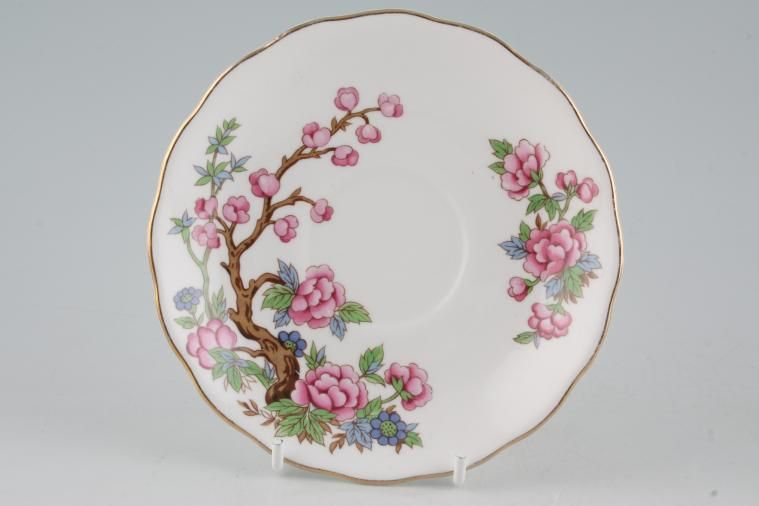 Colclough - Indian Tree - Tea Saucer