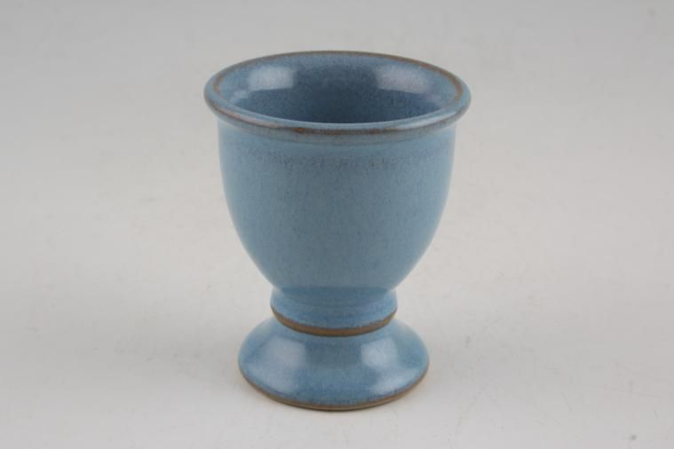 Denby - Colonial Blue - Egg Cup - flared shape