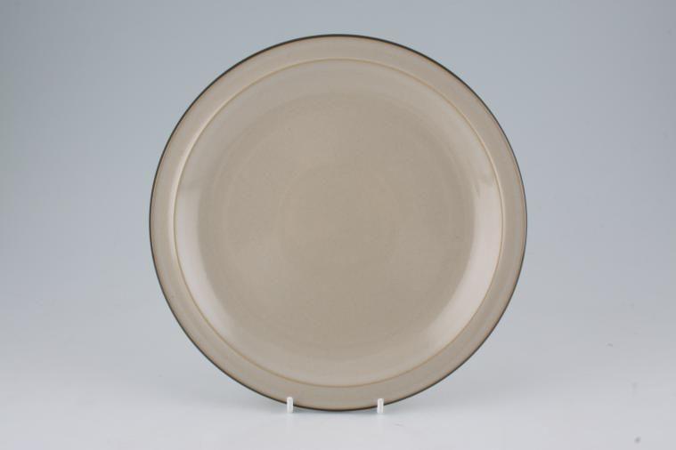 Denby - Smokestone - Breakfast / Salad / Luncheon Plate