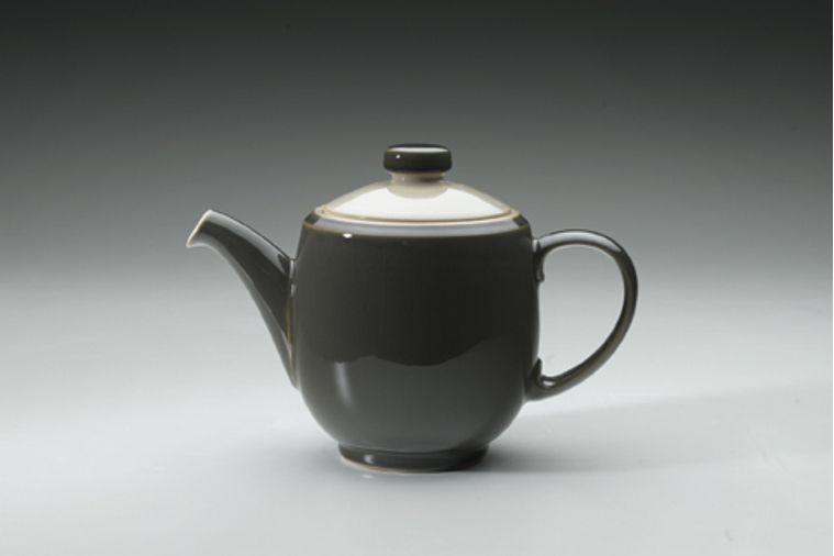 Denby - Smokestone - Teapot