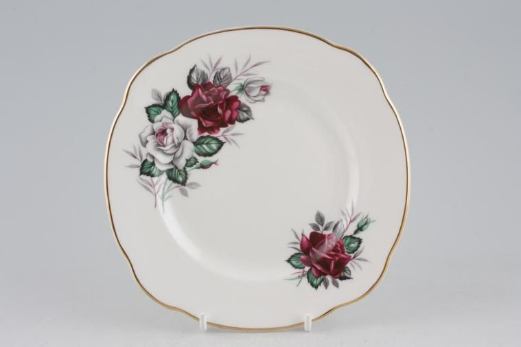 Duchess - Symphony - Tea / Side / Bread & Butter Plate - square