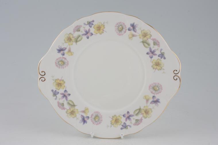 Duchess - Spring Days - Cake Plate - Round