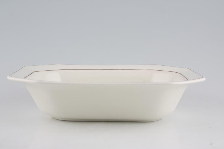 Adams - Cressida - Vegetable Dish (Open) - Octagonal