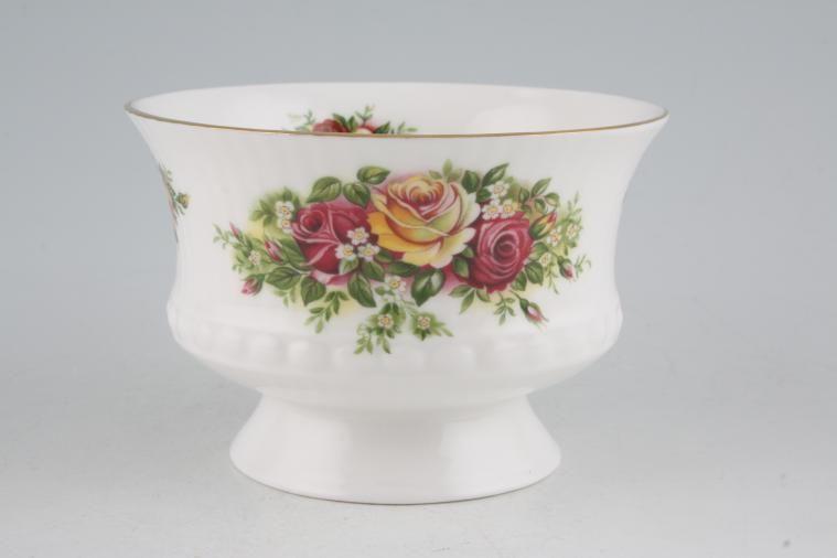 Elizabethan - Rose Garden - Sugar Bowl - Open (Tea)