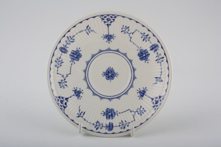 Furnivals - Denmark - Blue - Tea Saucer