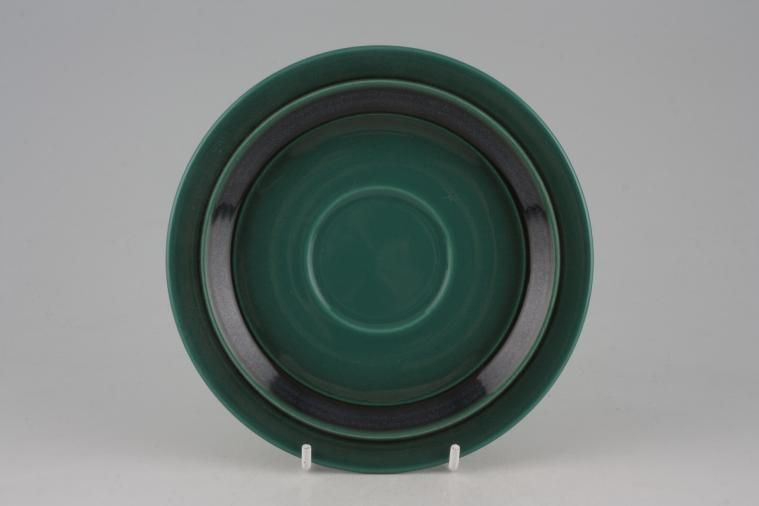 Hornsea - Duet Emerald - Tea Saucer