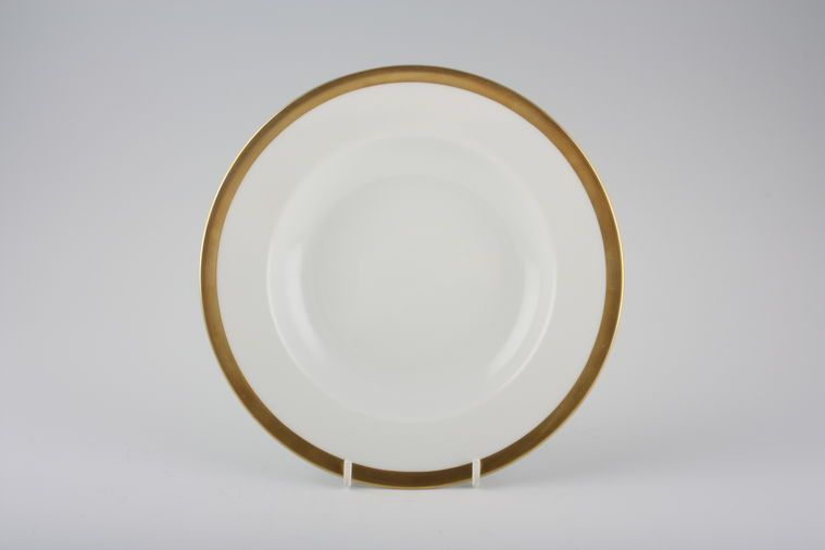 Legle - Alliance - Matt Gold - Rimmed Bowl