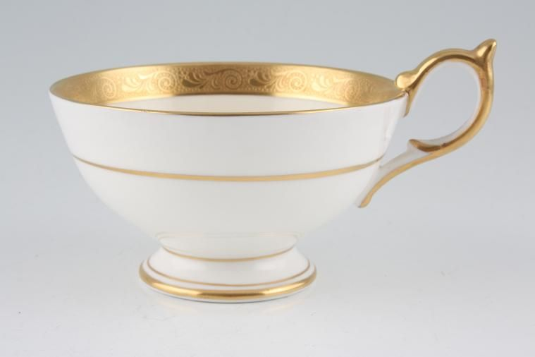 Aynsley - Helene - gold, cream, white - Teacup
