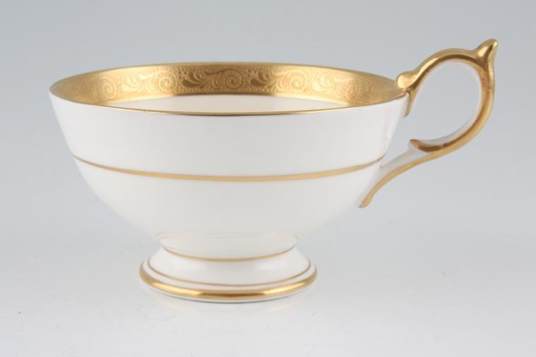 Aynsley - Helene - gold, cream, white - Teacup