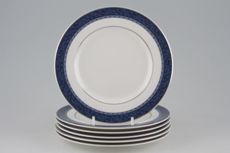 Marks & Spencer - Hampton - Tea / Side / Bread & Butter Plates - Set of 6  - Stock clearance offer. Some seconds.
