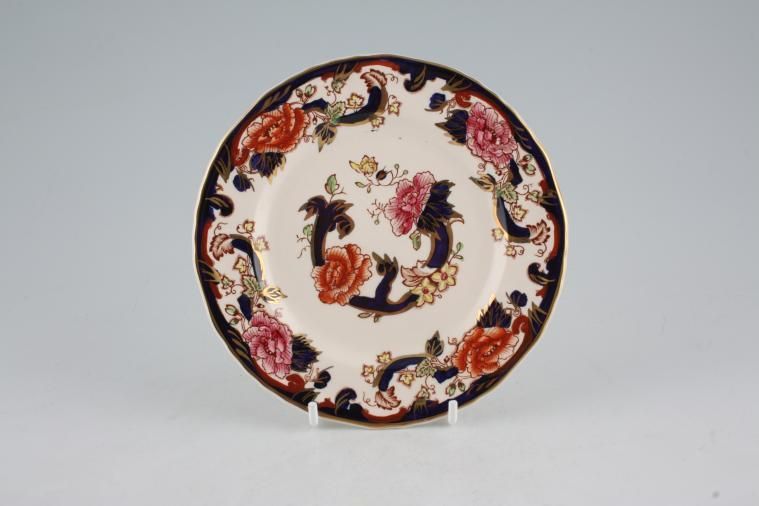 Masons - Mandalay - Blue - Tea / Side / Bread & Butter Plate