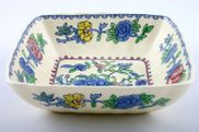 "Masons - Regency - Dish (Giftware) - 6 1/2"" - Square shape"