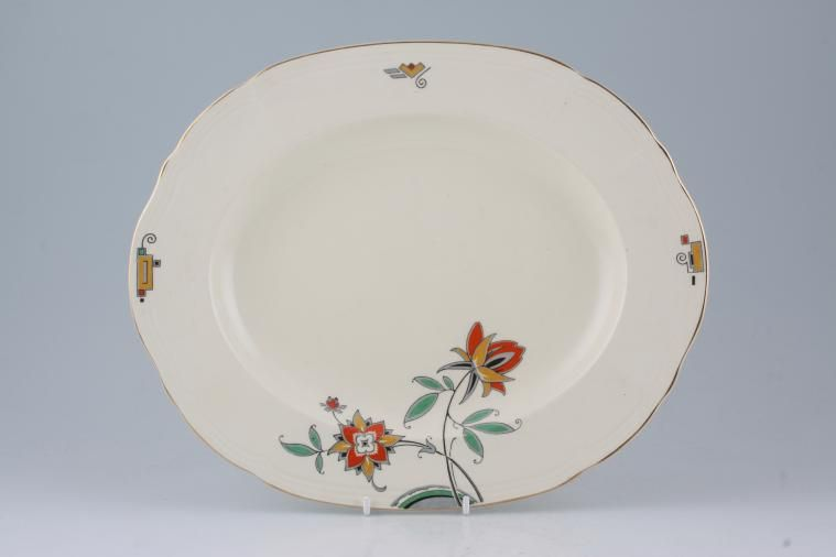 Meakin - Royal Marigold - Oval Plate / Platter