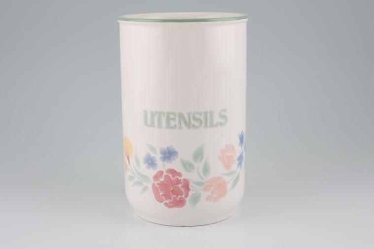 BHS - Floral Garden - Utensil Jar
