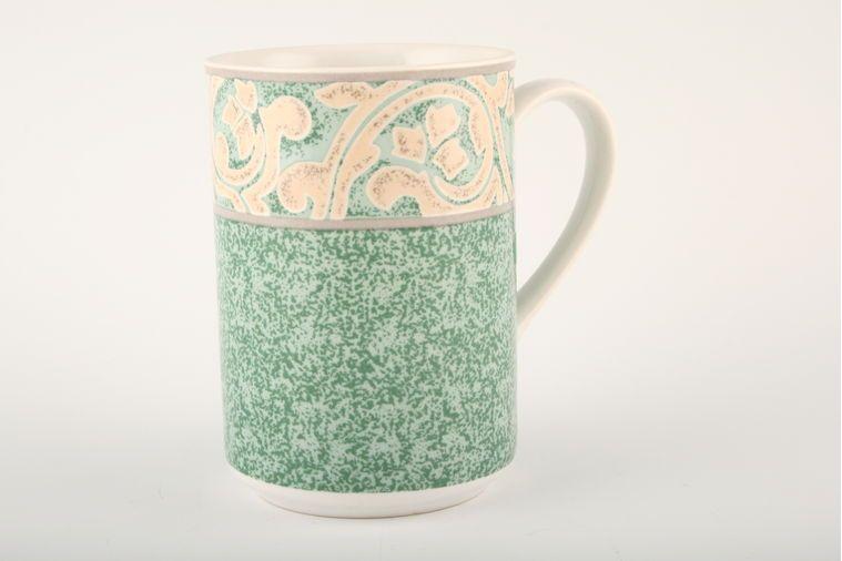 BHS - Valencia - Green - Mug
