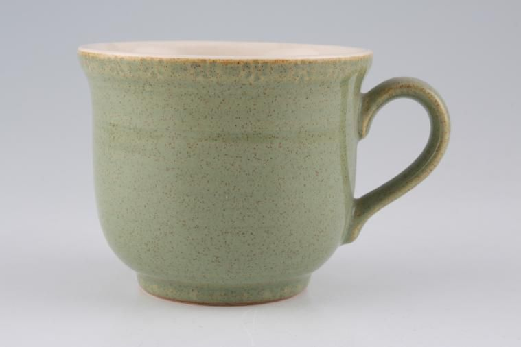 BHS - Brecon - Light Green - Teacup