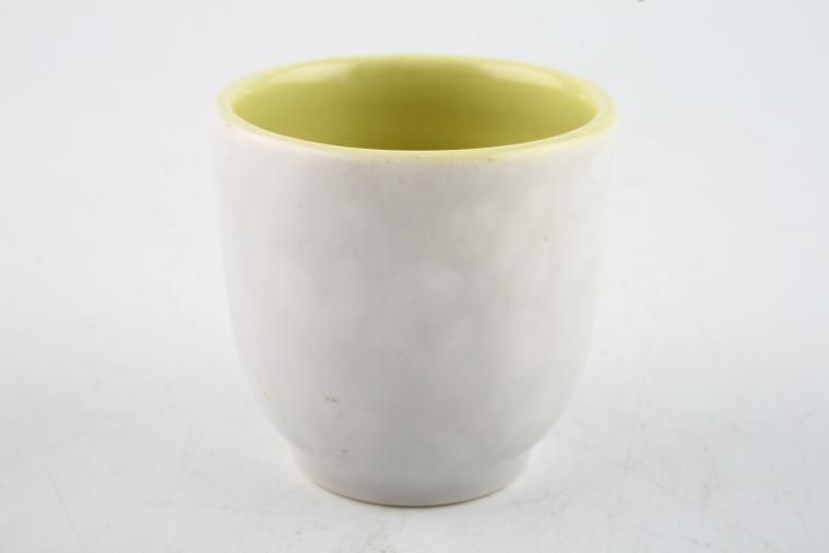 Poole - Seagull and Lime Yellow - Egg Cup