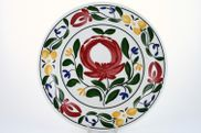 Portmeirion - Welsh Dresser - Dinner Plate - 10 1/2""