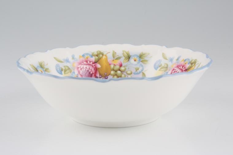 Royal Albert - Summer Garland - Oatmeal / Cereal / Soup