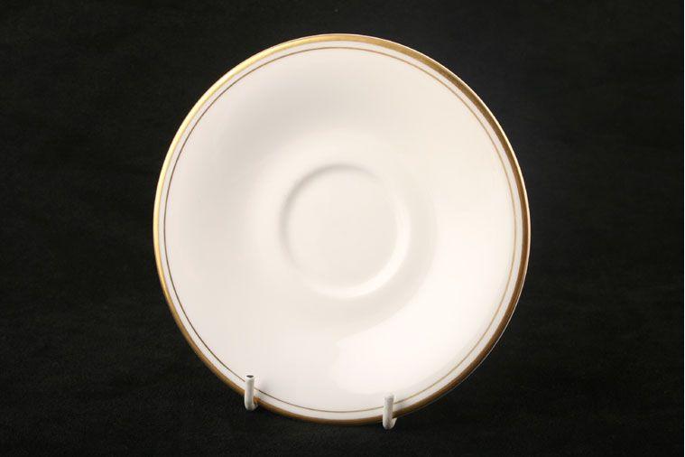 Royal Doulton - Gold Concord - H5049 - Tea Saucer - As Soup