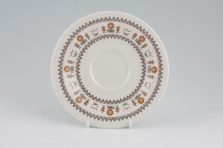 Royal Doulton - Kimberley - T.C.1106 - Tea Saucer