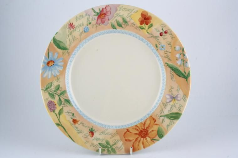 Royal Stafford - Country Cottage (Boots) - Dinner Plate - Boots Backstamp