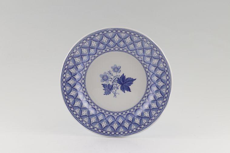Spode - Geranium - Blue - Starter / Salad / Dessert Plate