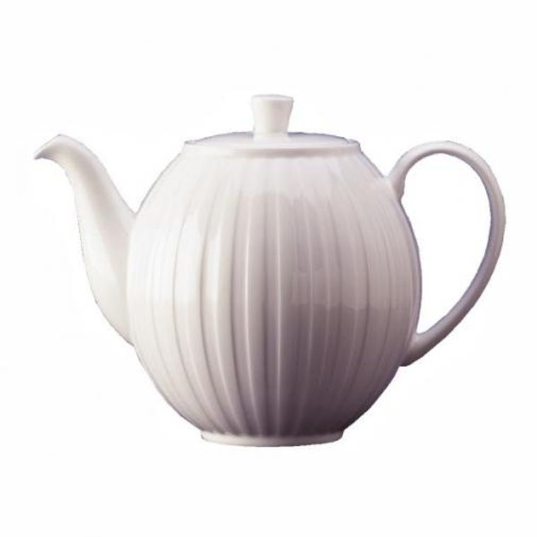 Wedgwood - Night And Day - Teapot - Fluted