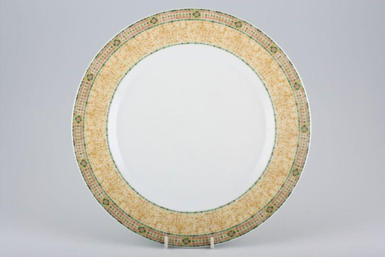 Wedgwood - Florence - Home - Breakfast / Salad / Luncheon Plate - Yellow Rim