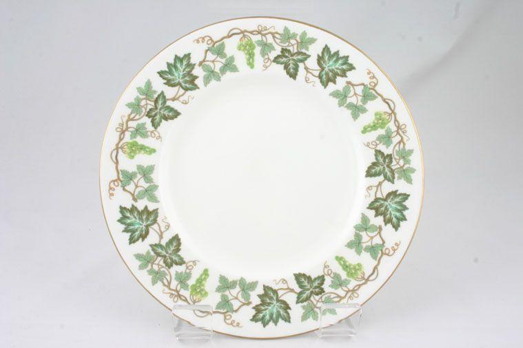 Wedgwood - Santa Clara - Breakfast / Salad / Luncheon Plate